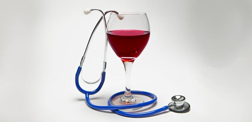 Saúde e Vinho