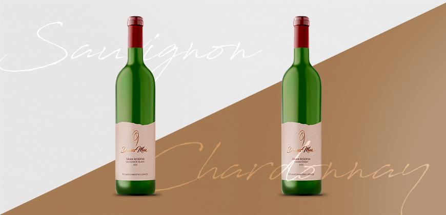 Diferenças entre Chardonnay e Sauvignon Blanc